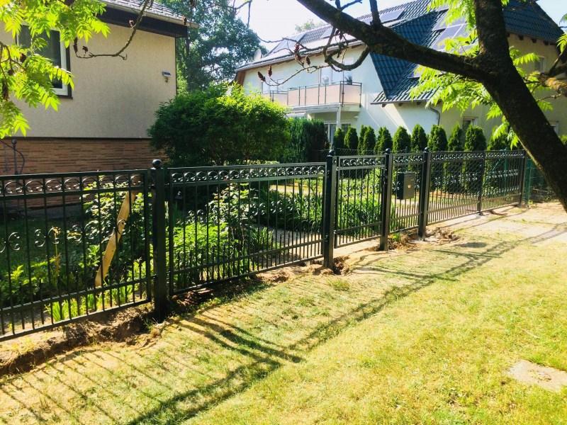 ogrodzenia posesji